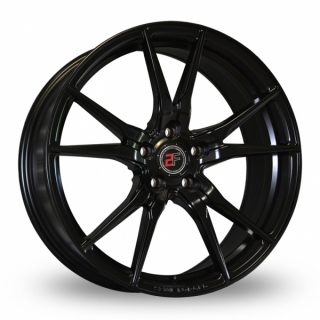 2FORGE ZF2 10x20 5x110 ET15-51 MATT BLACK