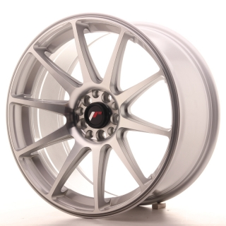 JR11 8,5x18 5x114,3/120 ET30 SILVER MACHINED
