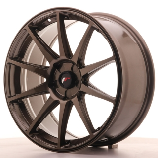 JR11 8,5x19 5x112 ET35-40 GLOSS BRONZE