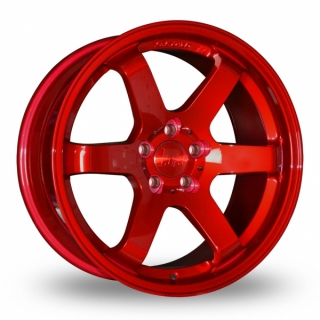 BOLA B1 7,5x17 5x100 ET40-45 CANDY RED
