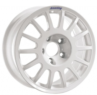 ARCASTING Z.AR RALLY 6,5x15 5x114,3 ET46 WHITE SUZUKI SWIFT