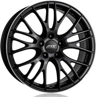 ATS PERFEKTION 8x18 5x120 ET44 RACING BLACK POLISHED