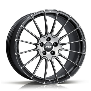 ATS SUPERLIGHT 9x19 5x130 ET48 RACING BLACK ELOX
