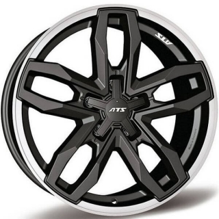 ATS TEMPERAMENT 9,5x20 5x150 ET52 BLIZZARD GREY POLISHED
