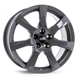 ATS TWISTER 8x18 5x108 ET45 DARK GREY