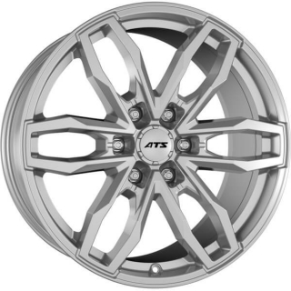 ATS TEMPERAMENT 9x19 5x130 ET60 ROYAL SILVER