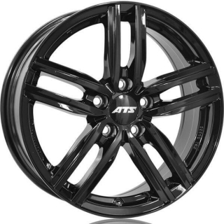 ATS ANTARES 7x17 5x112 ET43 DIAMOND BLACK