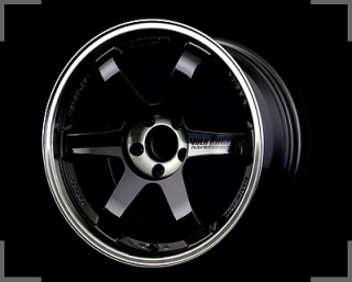 VOLK RACING TE37 SL 9x18 5x114,3 ET45 PRESSED DOUBLE BLACK