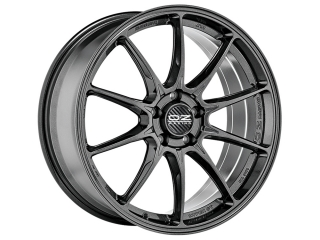 OZ RACING HYPER GT 8x18 5x100 ET45 STAR GRAPHITE