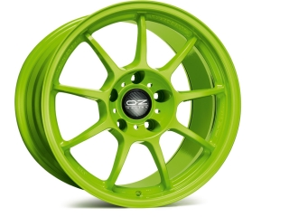 OZ RACING ALLEGGERITA HLT 5F 8x17 5x110 ET40 ACID GREEN