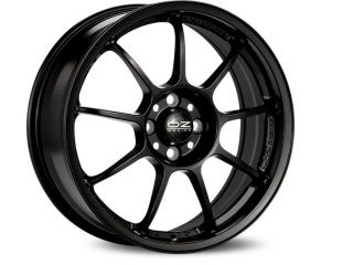 OZ RACING ALLEGGERITA HLT 5F 8x17 5x110 ET40 MATT BLACK