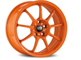 OZ RACING ALLEGGERITA HLT 5F 8x17 5x110 ET40 ORANGE