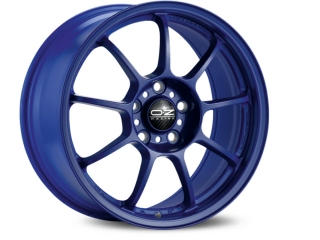OZ RACING ALLEGGERITA HLT 5F 8x17 5x110 ET40 MATT BLUE