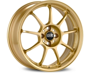 OZ RACING ALLEGGERITA HLT 5F 8x17 5x110 ET40 RACE GOLD