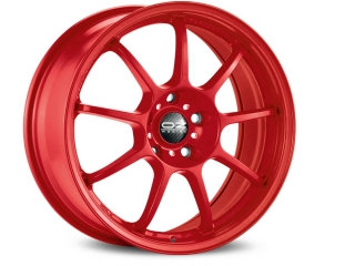 OZ RACING ALLEGGERITA HLT 5F 8x17 5x110 ET40 RED