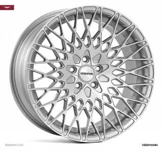 VEEMANN VC540 8x18 5x100 ET30 SILVER MACHINED