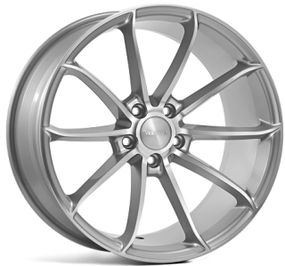 VEEMANN V-FS18 8,5x19 5x112 ET42 SILVER MACHINED
