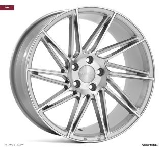 VEEMANN V-FS26 9,5x19 5x120 ET45 SILVER MACHINED
