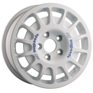 SPEEDLINE CORSE 2128 6,5x15 5x114,3 ET38 WHITE MITSUBISHI LANCER EVO new brake