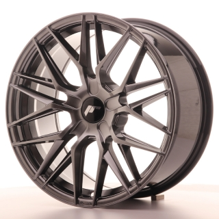 JR28 8,5x18 5x114,3 ET20-40 HYPER BLACK