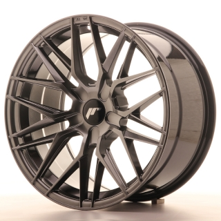 JR28 9,5x18 5x114,3 ET20-40 HYPER BLACK
