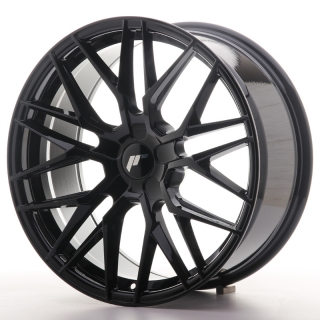 JR28 8,5x19 5x100 ET20-40 GLOSS BLACK