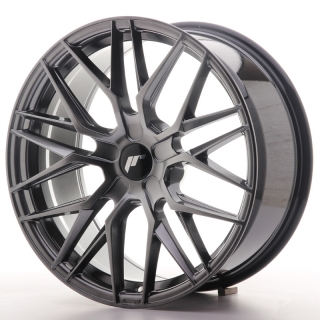 JR28 8,5x19 5x100 ET20-40 HYPER BLACK