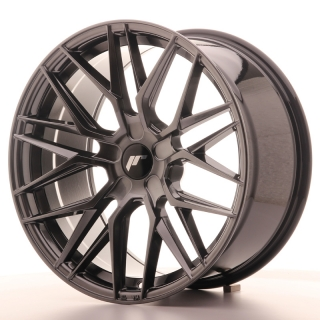 JR28 9,5x19 5x100 ET20-40 HYPER BLACK