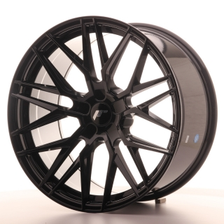 JR28 10x20 5x108 ET20-40 GLOSS BLACK