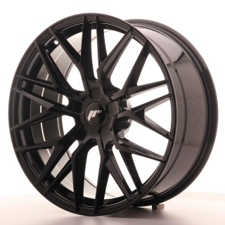 JR28 8,5x20 5H BLANK ET20-40 GLOSS BLACK