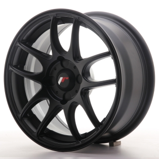 JR29 7x15 4x98 ET20-35 MATT BLACK