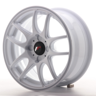 JR29 7x15 4x100 ET20-35 WHITE