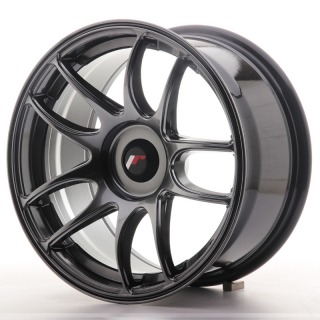 JR29 8x16 5x100 ET20-28 HYPER BLACK