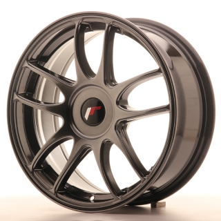 JR29 7x17 5x118 ET20-40 HYPER BLACK