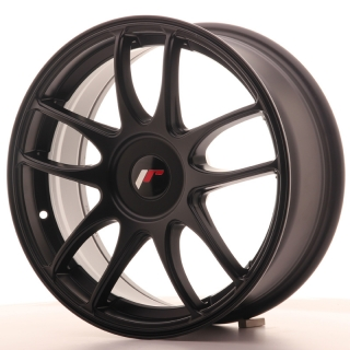 JR29 7x17 4x100 ET20-40 MATT BLACK