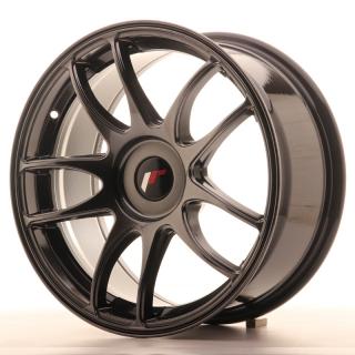 JR29 8x17 5x118 ET20-35 HYPER BLACK