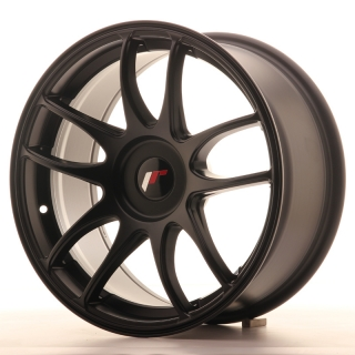 JR29 8x17 4x100 ET20-35 MATT BLACK