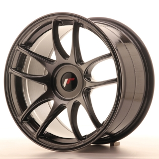 JR29 9x17 5x118 ET20-35 HYPER BLACK