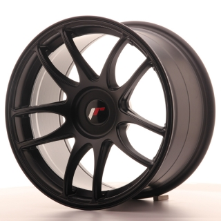JR29 9x17 4x100 ET20-35 MATT BLACK