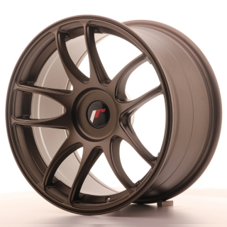 JR29 9x17 4x108 ET20-35 MATT BRONZE