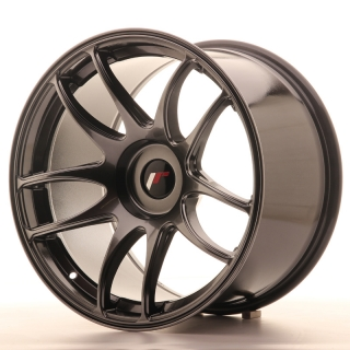 JR29 10,5x18 4x114,3 ET25 HYPER BLACK