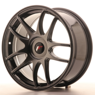 JR29 8,5x18 5x112 ET20-40 HYPER BLACK