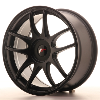 JR29 8,5x18 4x98 ET20-40 MATT BLACK
