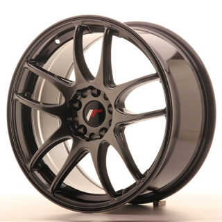 JR29 8,5x18 5x112/114,3 ET40 HYPER BLACK