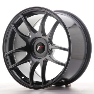 JR29 9,5x18 4x110 ET20-40 HYPER BLACK