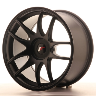 JR29 9,5x18 5x108 ET20-40 MATT BLACK