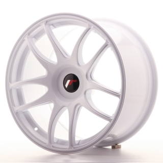 JR29 9,5x18 4x110 ET20-40 WHITE