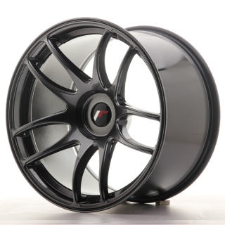 JR29 11x19 4x110 ET15-30 HYPER BLACK
