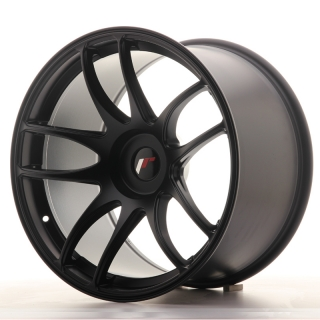 JR29 11x19 4x110 ET15-30 MATT BLACK