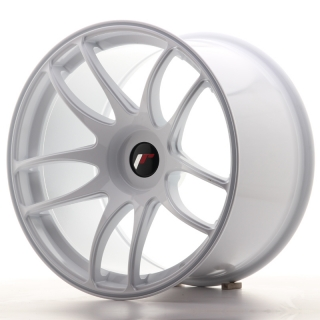 JR29 11x19 4x110 ET15-30 WHITE